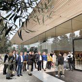 Innovationskraft und große Visionen: VN-Innovation-Tour ins Silicon Valley. D2, 3