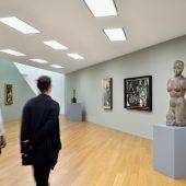 Vaduz lockt mit Picasso und Arte Povera