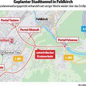 Etappensieg für Stadttunnel-Gegner
