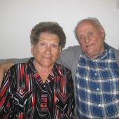Seit 60 Jahren glücklich verheiratet