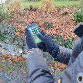 Dem Kältetod von Smartphones entgegenwirken