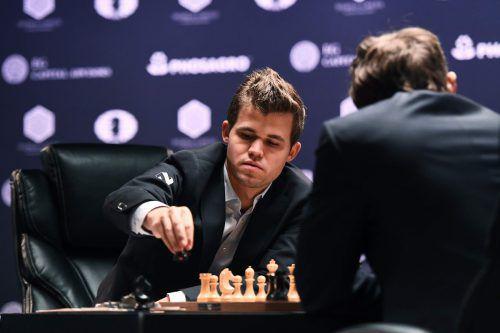 Für den WM-Titel würde Magnus Carlsen eine Million Dollar Preisgeld bekommen.