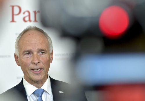 Generalsekretär Goldgruber nahm Innenminister Kickl in Schutz. APA