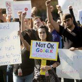 Proteste gegen Sexismus bei Google