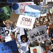 Streik für ein besseres Klima