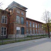 Neue Räumlichkeiten in ehemaliger Fabrik