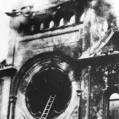Die Nacht, in der die Synagogen brannten