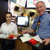 Versluis übernimmt McDonalds Hard
