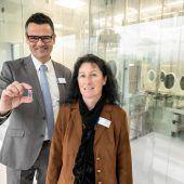 Absolut rein: Premiere für Biopharma-Abfüller