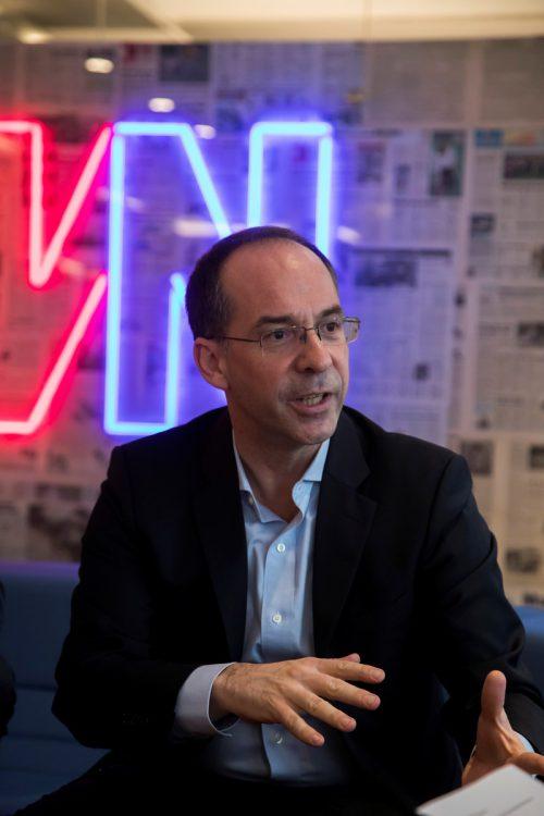 Jörg Winter ist ORF-Korrespondent in der Türkei und im Iran. VN/Paulitsch