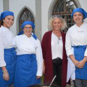 Diplomarbeit mit kulinarischem Mehrwert