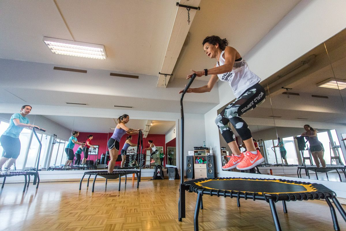 jumping fitness münchen