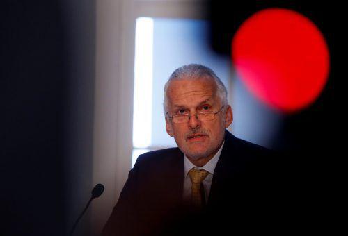 Justizminister Josef Moser bedauert das Nein der Sozialdemokraten zu dem Gesetzespaket. Reuters