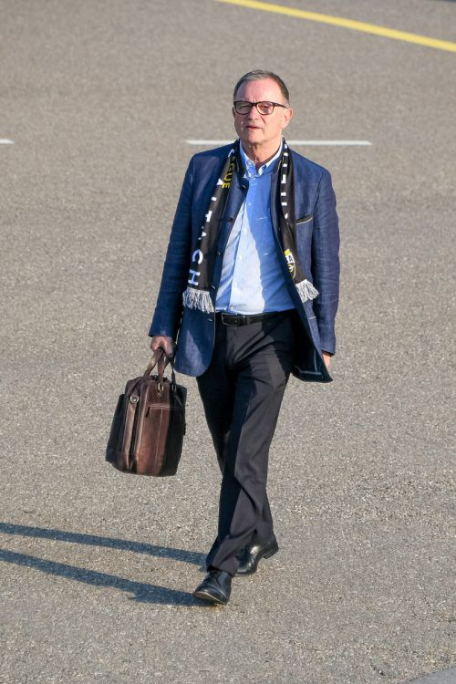 Karlheinz Kopf macht Platz und wird 2019 sein Präsidentenamt übergeben.gepa