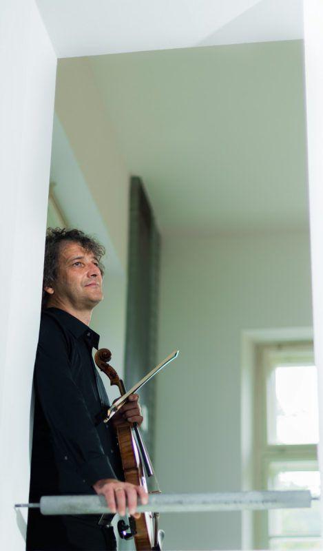 Musiker Klaus Christa hat die Initiative gestartet. victor marin