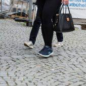 Steine des Anstoßes in der Kirchstraße