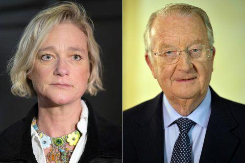"Künstlerin Delphine Boël will den belgischen Ex-König Albert II. als ""echten"" Vater anerkennen lassen. APA, AFP"