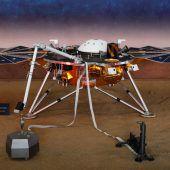 NASA-Roboter InSight auf dem Mars gelandet