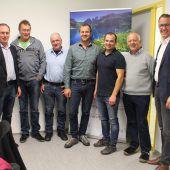 Tobias Ilg bleibt Obmann des Bauernbund-Bezirks
