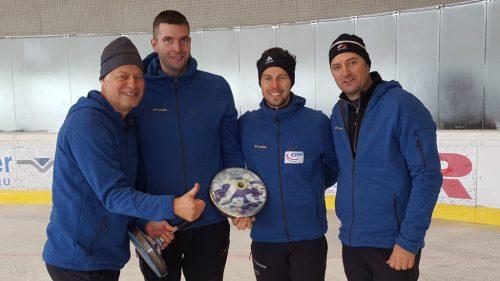 Lochau 1 wurde ASVÖ-Landesmeister, Lochau 2 belegte den dritten Rang.sv lochau