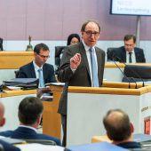 Auch Landtag fordert Mitsprache