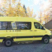 Neuer Anrufbus soll Pkw-Verkehr in Lustenau entlasten