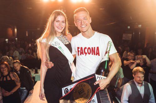 Miss Daria und Mister Patrik werden im Club Sender über das Misswahl-Casting informieren und Anmeldungen entgegennehmen. VN/Sams