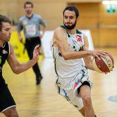 Arruti erneut als Albtraumfür Basket Flames aus Wien