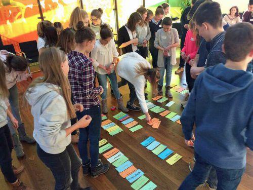 Mit verschiedenen Formaten werden Jugendliche in die Gemeindeentwicklung eingebunden.