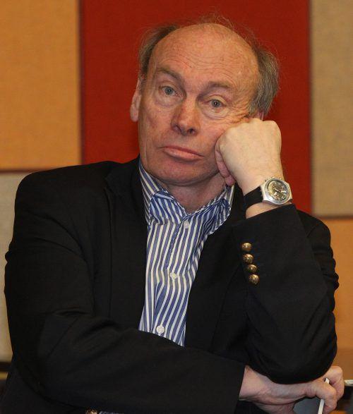 Nach Unregelmäßigkeiten im IMSB wurde Gründer Hans Holdhaus entlassen. gepa