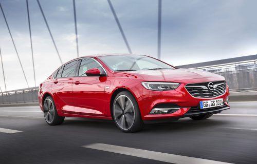 Opel Insignia Grand Sport: Nicht nur die Derivate Country Tourer sowie GSi profitieren vom 4x4-System. Das gilt ebenso für den Sports Tourer.