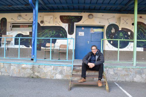 Pater Markus Inama hat das Sozialzentrum in Bulgarien aufgebaut.