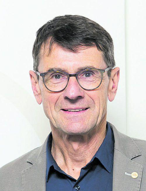 Peter Kopf denkt an die Pension, wird aber noch bis Ende 2019 bleiben. ifs/mathis
