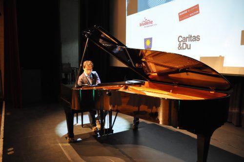 Pianist Yunus Kaya zählt zu den jungen Kultur.Leben-Künstlern. Bludenz Kultur