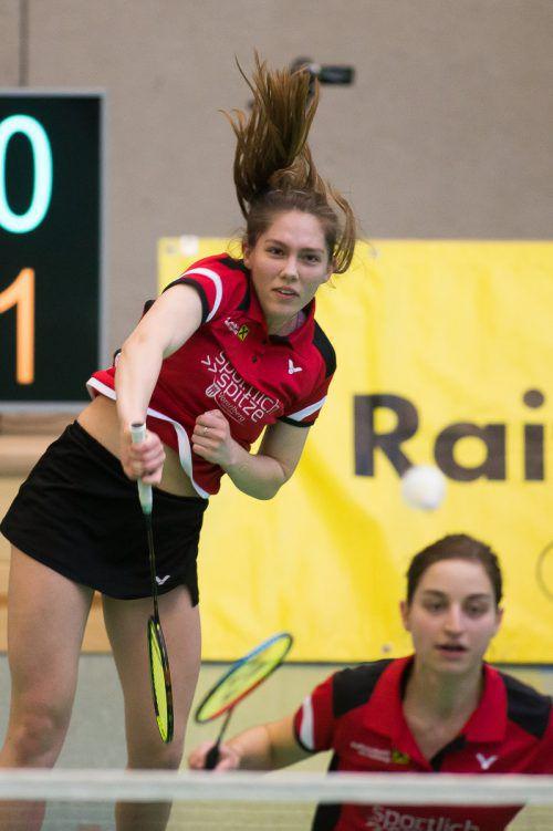 Raphaela Winkler steht aufgrund ihres Einsatzes bei der Junior-Mixed-Team-WM in Kanada Vizemeister Raiffeisen UBSC Wolfurt nicht zur Verfügung.steurer