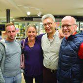 Sechs Jahrzehnte Spar im Oberdorf