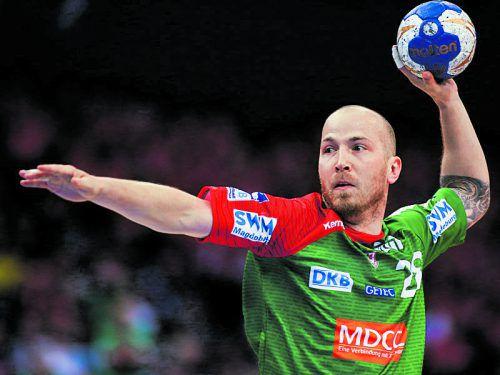 Robert Weber warf als neunter Spieler in der deutschen Handball-Bundesliga 2000 Tore.verein
