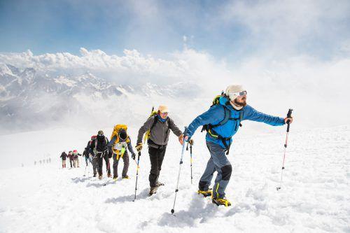 Berg- und Skiführer müssen um ihre Existenz kämpfen. Shutterstock