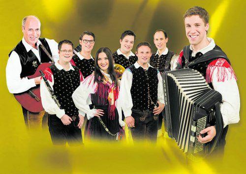 Saso Avsenik und seine Oberkrainer feiern zehnjähriges Jubiläum. veranstalter