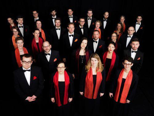 Seine Schwerpunkte setzt der Wiener Kammerchor in der Interpretation zeitgenössischer Werke und in der anspruchsvollen A-cappella-Musik allgemein. wiener kammerchor