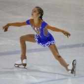 Olga Mikutina setzt ihreSiegesserie fort