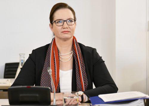 Staatsanwältin Schmudermayer erklärte, dass gegen sie ermittelt wird.APA