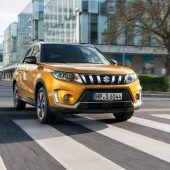 Autonews der WocheSuzuki Vitara mit 1-Liter Einstiegsmotor / McLaren mit 403 km/h-Spitze / VW Touareg mit Offroadtalenten