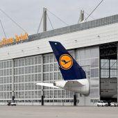 Heckflosse zu hoch – Hallentore mit Loch für Riesen-Airbus