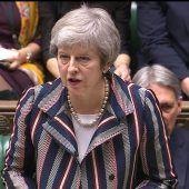 May wirbt daheim für Brexit-Abkommen