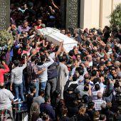 Ägypten vor dem Bürgerkrieg?