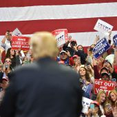 Midterms als Test für Trump