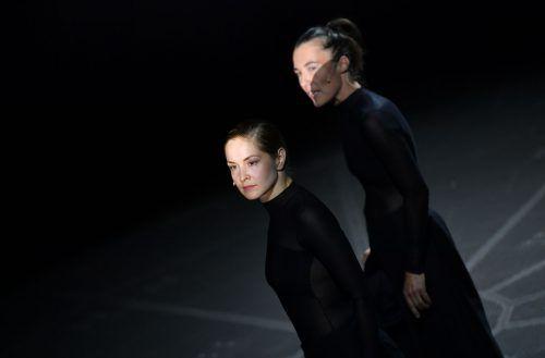 """Tscheplanowa ist an der Salzach keine Unbekannte, stand sie heuer doch erstmals in Ulrich Rasches """"Die Perser"""" für die Festspiele auf der Bühne. apa"""