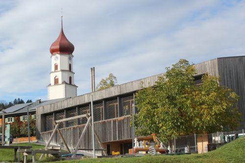 Über die Gesellschaft wurde unter anderem das Gemeindehaus abgewickelt. vn/JLO