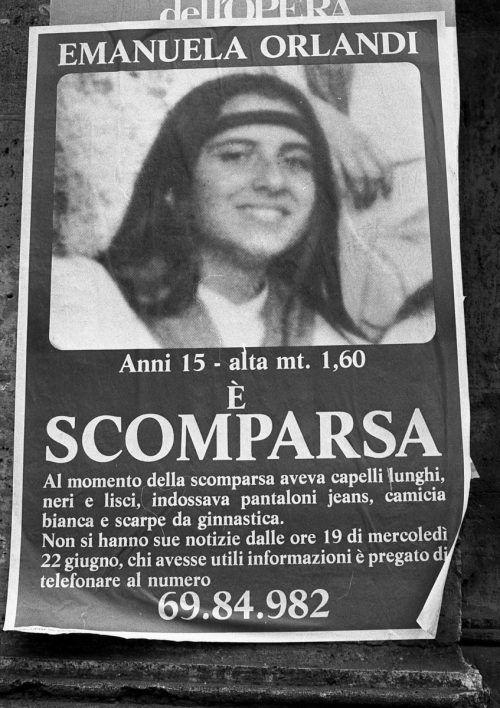 Emanuela Orlandi ist vor 36 Jahren spurlos verschwunden. AP